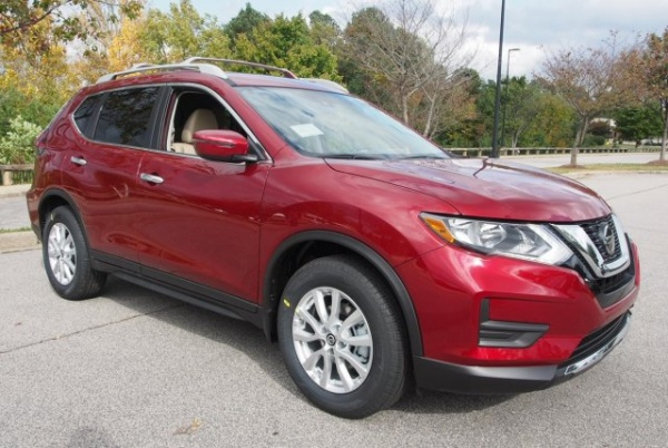 2020 Nissan Rogue in Wake Forest, NC