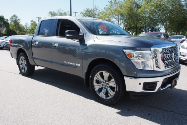2018 Nissan Titan in Wake Forest, NC