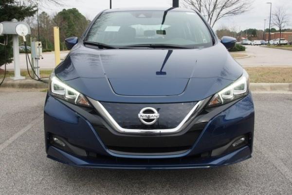 2020 Nissan LEAF in Wake Forest, NC