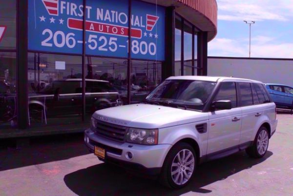 2006 Land Rover Range Rover Sport in Seattle, WA