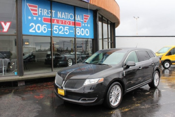2014 Lincoln MKT in Seattle, WA
