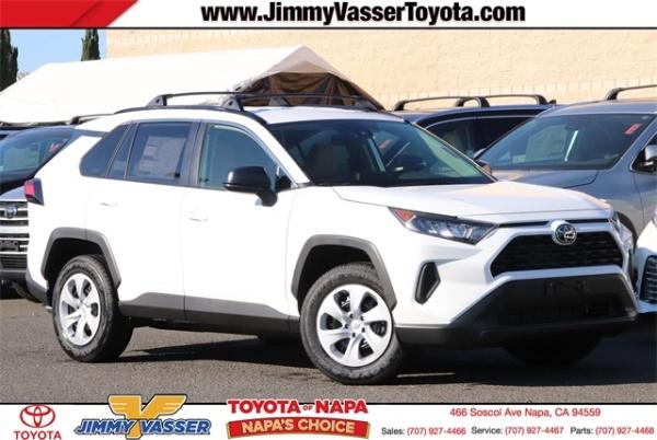 2019 Toyota RAV4 in Napa, CA