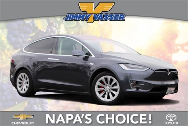 2016 Tesla Model X in Napa, CA
