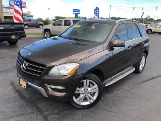 Used 2013 Mercedes Benz M Class ML 350 4MATIC For Sale In Myrtle Beach