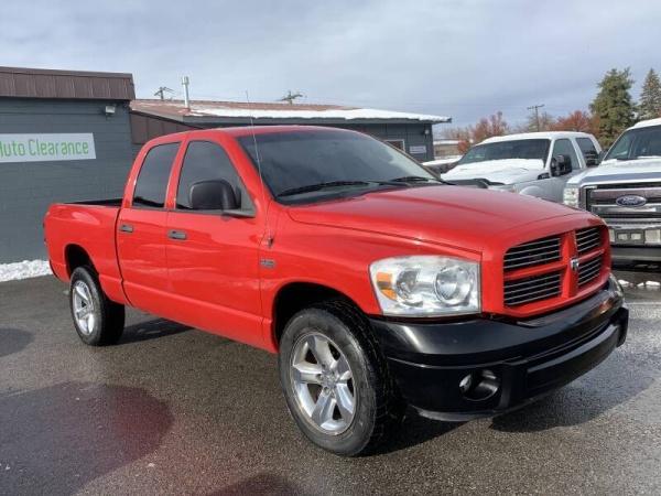 2007 Dodge Ram 1500 ST