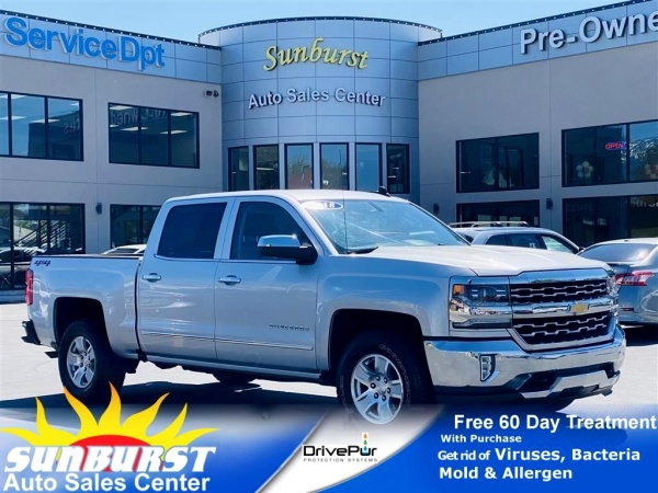 2018 Chevrolet Silverado 1500 in Salt Lake City, UT