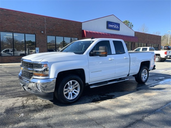 2017 Chevrolet Silverado 1500 in Greensboro, NC