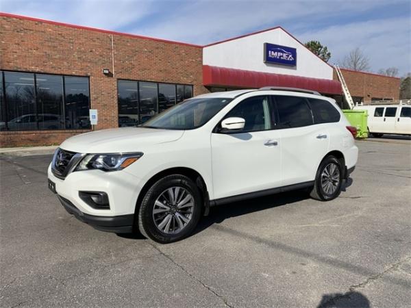 2017 Nissan Pathfinder in Greensboro, NC
