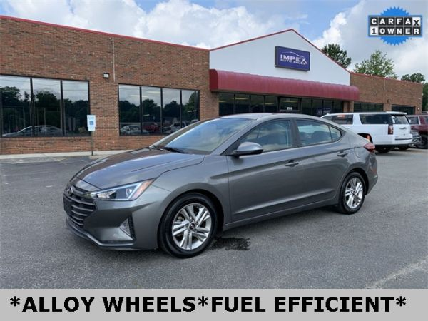 2019 Hyundai Elantra in Greensboro, NC