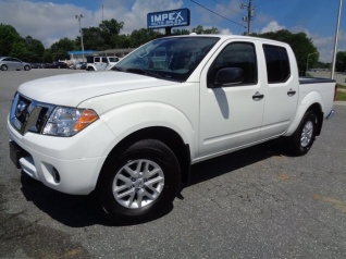 2018 Nissan Frontier Sv V6 Crew Cab 4wd Auto For In Greensboro Nc
