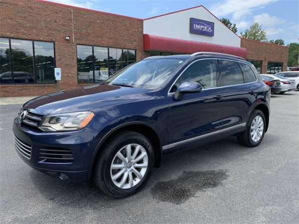 2012 Volkswagen Touareg in Greensboro, NC