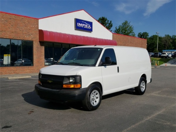 2014 Chevrolet Express Cargo Van in Greensboro, NC