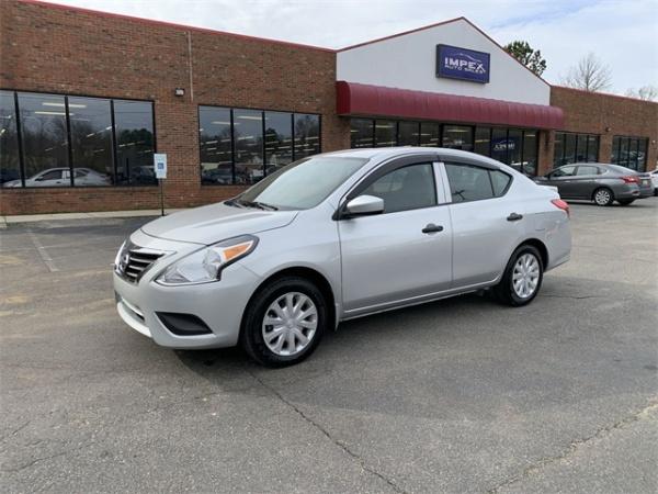 2018 Nissan Versa in Greensboro, NC