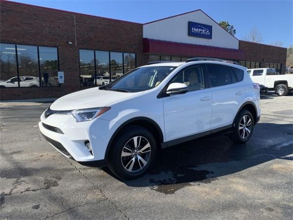2017 Toyota RAV4 in Greensboro, NC