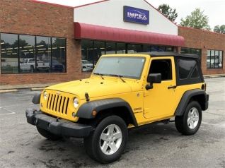 Used Jeeps Near Me >> Used Jeep Wranglers For Sale Truecar