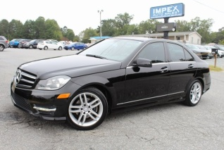 Good Used 2014 Mercedes Benz C Class C 250 Sport Sedan RWD For Sale In