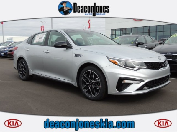 2020 Kia Optima in Goldsboro, NC