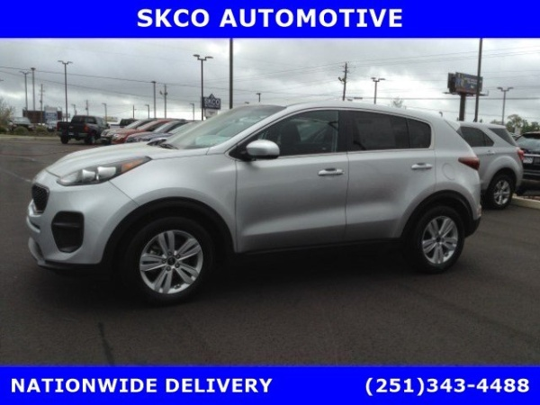 2017 Kia Sportage in Mobile, AL