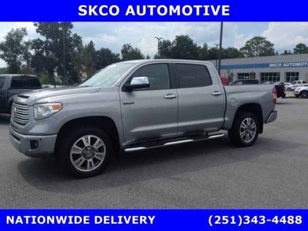 2017 Toyota Tundra in Mobile, AL
