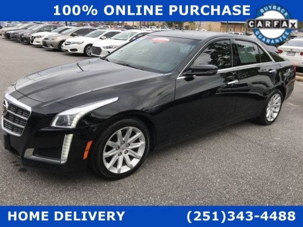 2014 Cadillac CTS in Mobile, AL