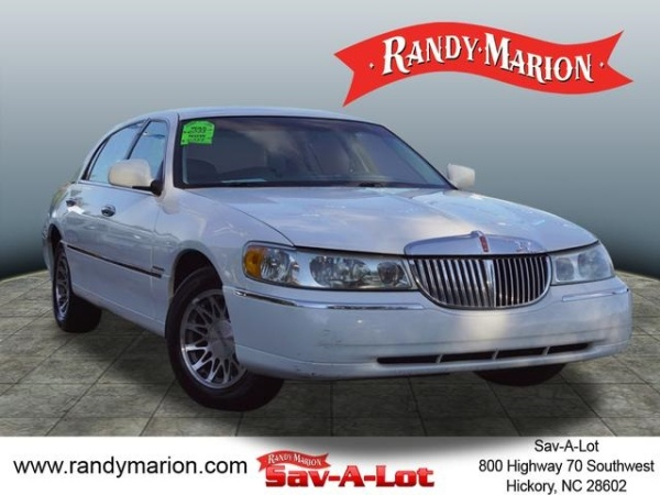 2000 Lincoln Town Car Signature For Sale In Hickory Nc Truecar