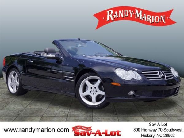 2005 Mercedes-Benz SL in Hickory, NC