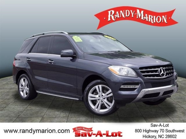 2015 Mercedes-Benz M-Class in Hickory, NC