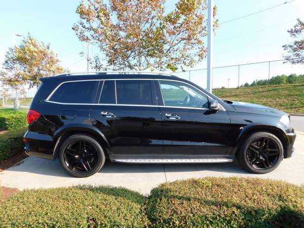 2016 Mercedes-Benz GL in Concord, NC