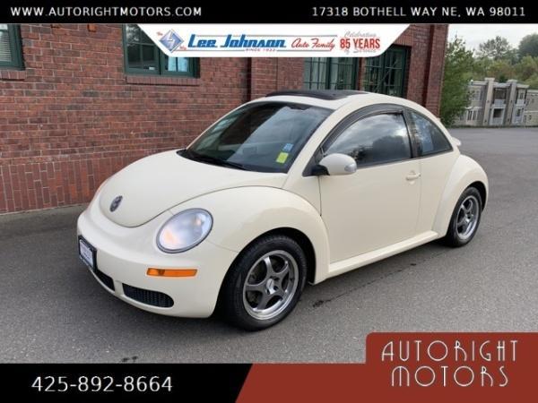 2007 Volkswagen New Beetle in Bothell, WA