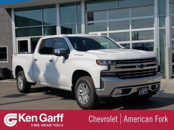 2019 Chevrolet Silverado 1500 in American Fork, UT