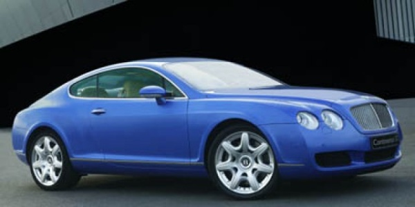 2005 Bentley Continental GT Turbo