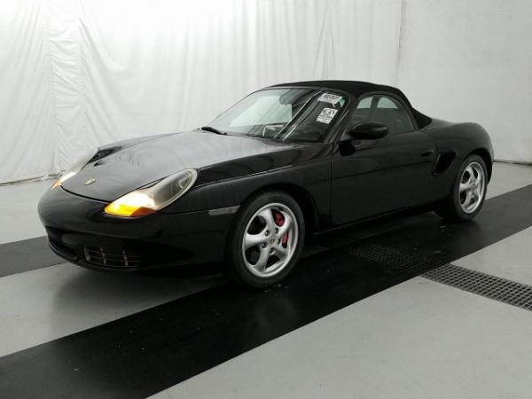 2002 Porsche Boxster in Mt. Juliet, TN