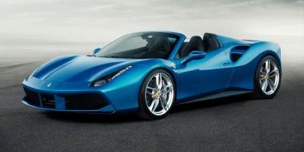 2018 Ferrari 488