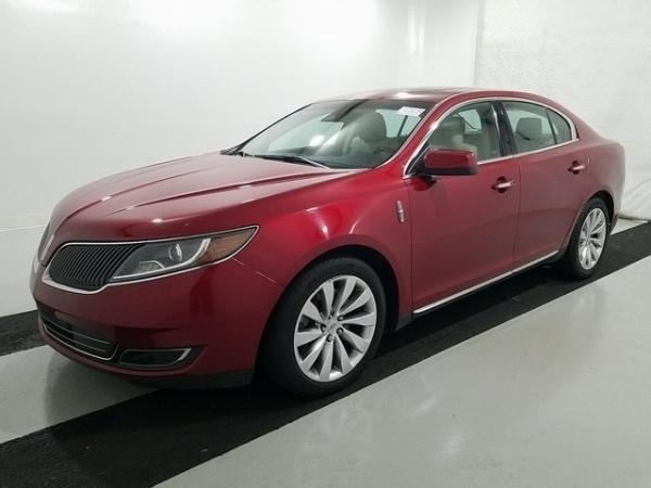 2016 Lincoln MKS 3.7L FWD