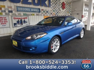 Used 2007 Hyundai Tiburon SE V6 Manual For Sale In Bothell, WA