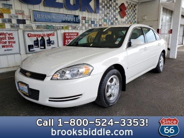 2007 Chevrolet Impala Reviews, Ratings, Prices - Consumer