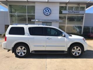 Used 2014 Nissan Armada SL RWD For Sale In Baton Rouge, LA