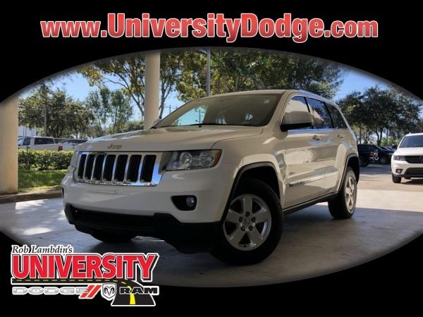 2012 Jeep Grand Cherokee in Davie, FL