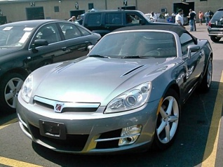 2007 Saturn Sky 2dr Conv For In Marietta Ga