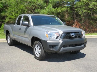 2017 Toyota Tacoma Access Cab I4 Rwd Automatic For In Shelby Nc