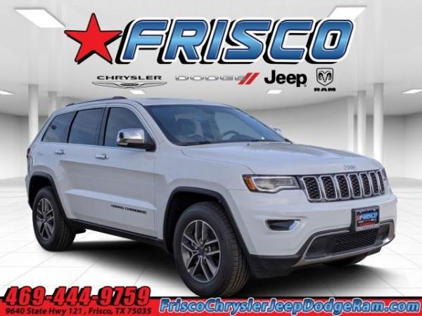 2020 Jeep Grand Cherokee in Frisco, TX