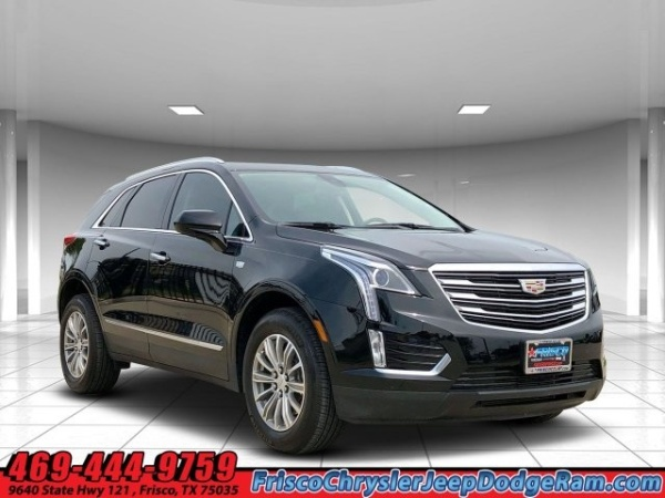 2018 Cadillac XT5 in Frisco, TX