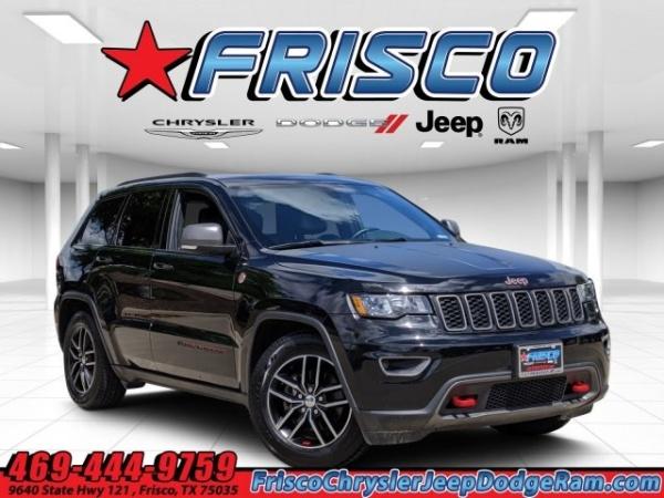 2017 Jeep Grand Cherokee in Frisco, TX