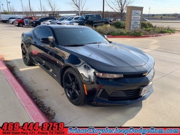 2017 Chevrolet Camaro in Frisco, TX