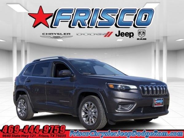 2020 Jeep Cherokee in Frisco, TX
