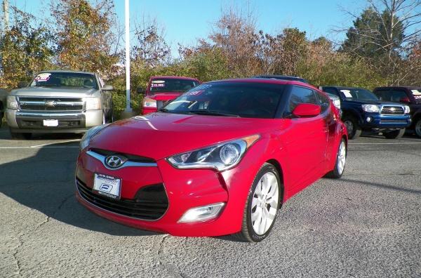 2012 Hyundai Veloster in Dalton, GA