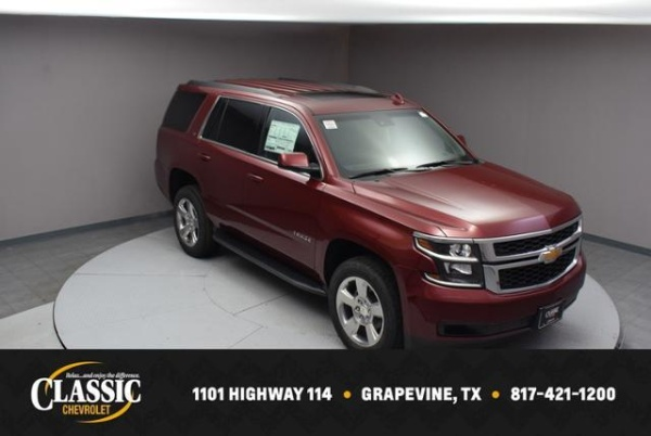 2019 Chevrolet Tahoe Lt Rwd For Sale In Grapevine Tx Truecar