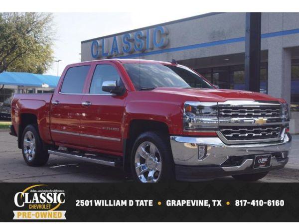 2018 Chevrolet Silverado 1500 in Grapevine, TX
