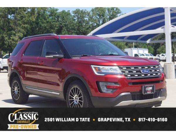 2017 Ford Explorer in Grapevine, TX