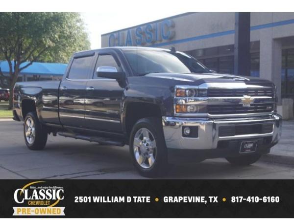 2016 Chevrolet Silverado 2500HD in Grapevine, TX